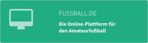 Fussball.de: Die Online-Plattform für den Amateurfußball